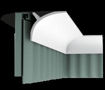 C991 jako listwa karniszowa